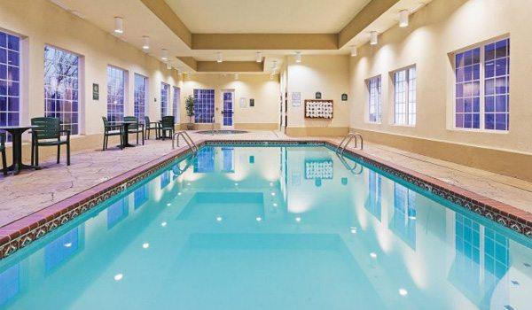 Pool for Bentonville pool